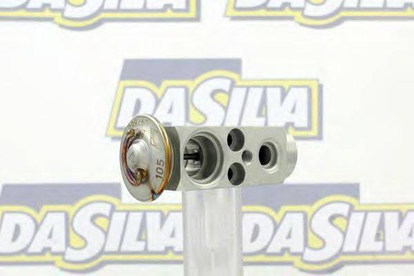 DA SILVA FD1191 Расширительный клапан, кондиционер