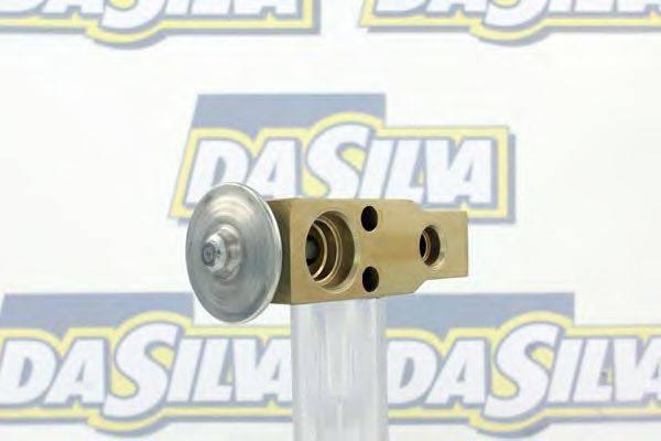DA SILVA FD1193 Расширительный клапан, кондиционер