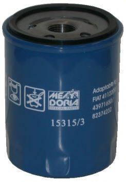 HOFFER 153153 Масляный фильтр