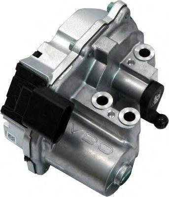 HOFFER 7519119 Регулировочный элемент, заслонка входящих газов(впускной г.)