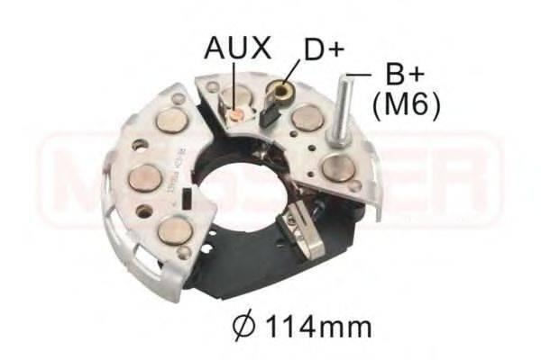 MESSMER 215315 Выпрямитель, генератор