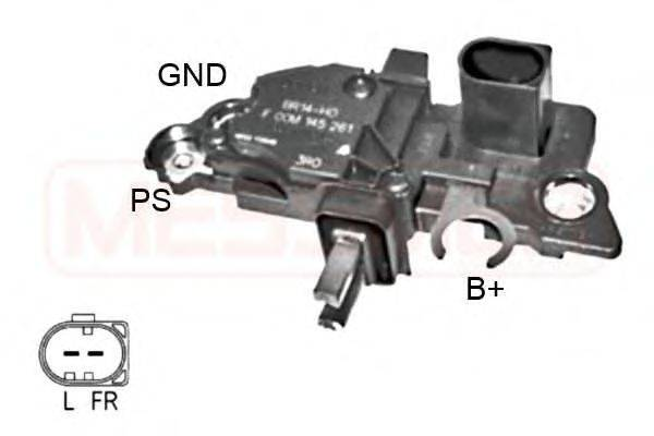 MESSMER 215990 Регулятор генератора