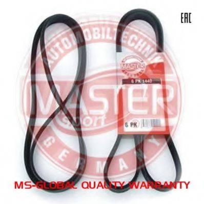 MASTER-SPORT 5PK1432PCSMS Поликлиновой ремень