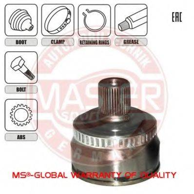 MASTER-SPORT 304331SETMS Шарнирный комплект, приводной вал