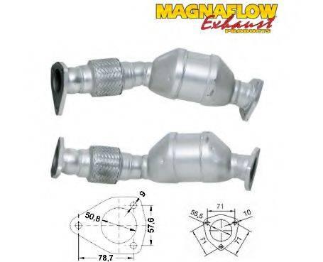 MAGNAFLOW 78807D Катализатор