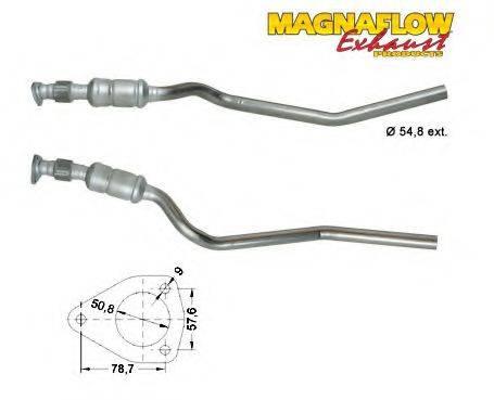 MAGNAFLOW 78804D Катализатор