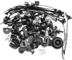 VAN WEZEL 0326795 Монтажный комплект, фронтальные повреждения