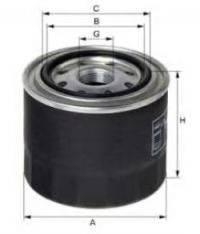 UNIFLUX FILTERS XO15 Масляный фильтр