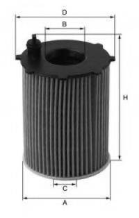 UNIFLUX FILTERS XOE113 Масляный фильтр