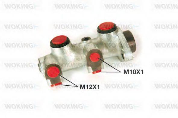 WOKING C102028 Главный тормозной цилиндр