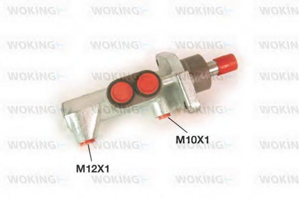 WOKING C102241 Главный тормозной цилиндр