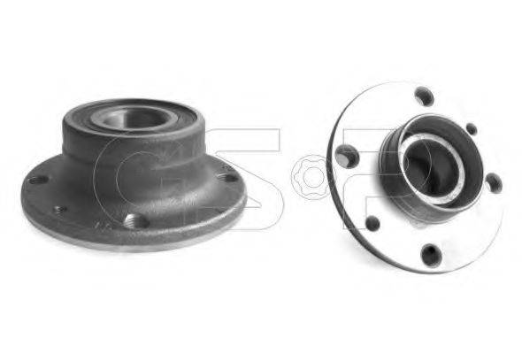 GSP 9230044 Комплект подшипника ступицы колеса