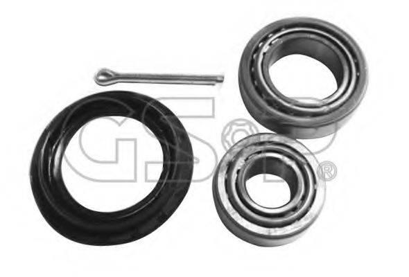 GSP GK0944 Комплект подшипника ступицы колеса