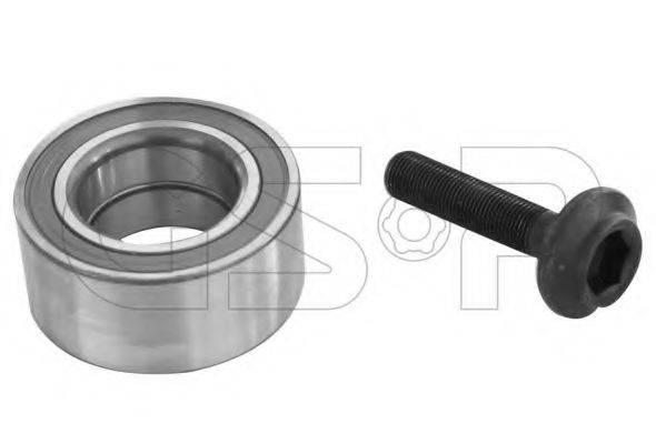 GSP GK3605 Комплект подшипника ступицы колеса