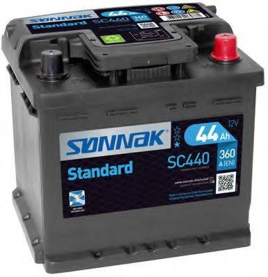SONNAK SC440 Стартерная аккумуляторная батарея; Стартерная аккумуляторная батарея