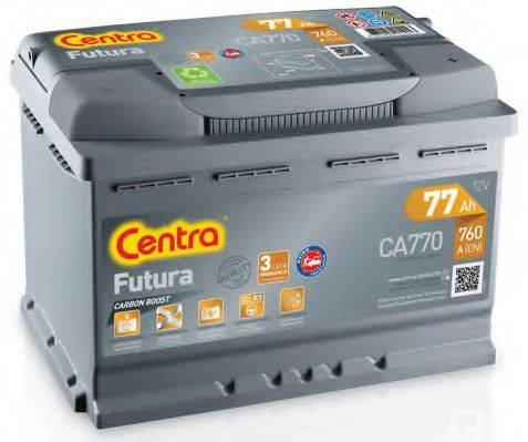 CENTRA CA770 Стартерная аккумуляторная батарея; Стартерная аккумуляторная батарея
