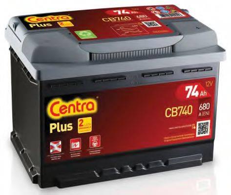 CENTRA CB740 Стартерная аккумуляторная батарея; Стартерная аккумуляторная батарея
