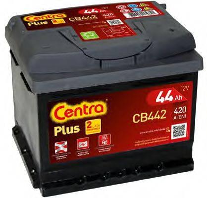CENTRA CB442 Стартерная аккумуляторная батарея; Стартерная аккумуляторная батарея