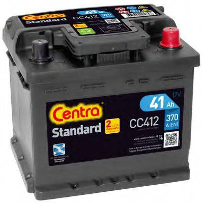 CENTRA CC412 Стартерная аккумуляторная батарея; Стартерная аккумуляторная батарея