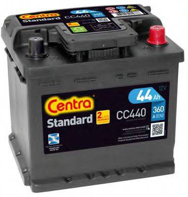 CENTRA CC440 Стартерная аккумуляторная батарея; Стартерная аккумуляторная батарея