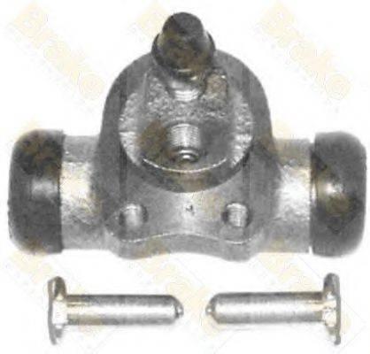 BRAKE ENGINEERING WC1688BE Колесный тормозной цилиндр
