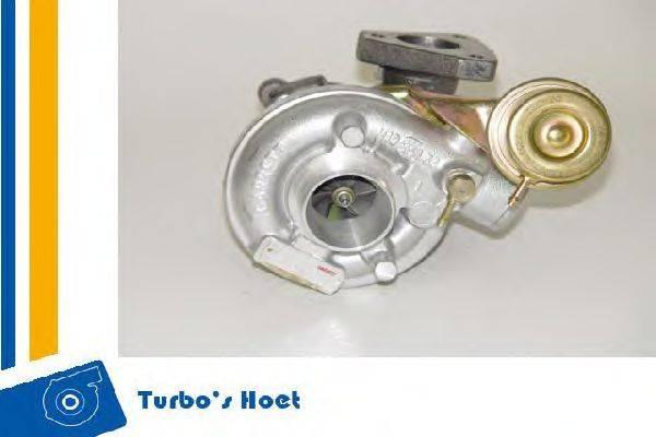TURBO S HOET 1100338 Компрессор, наддув