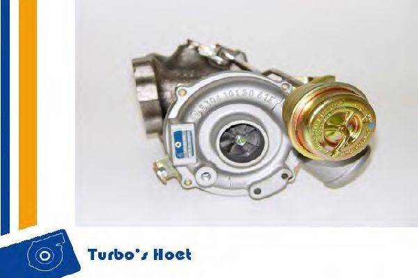 TURBO S HOET 1100174 Компрессор, наддув
