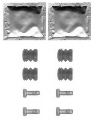 TEXTAR 82062800 комплект принадлежностей, тормозной суппорт