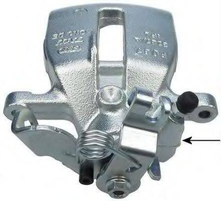 TEXTAR 38180400 Тормозной суппорт