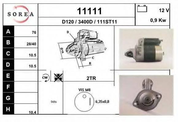 EAI 11111 Стартер