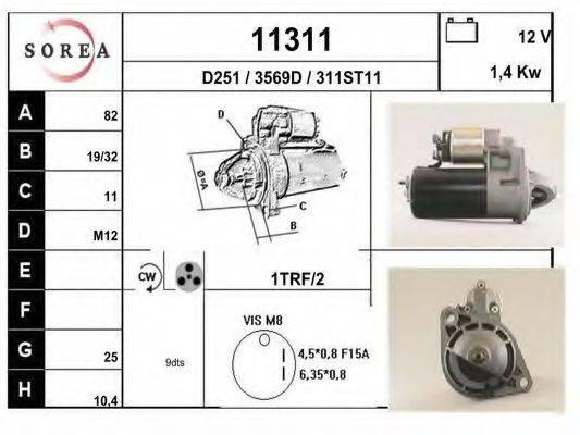 EAI 11311 Стартер