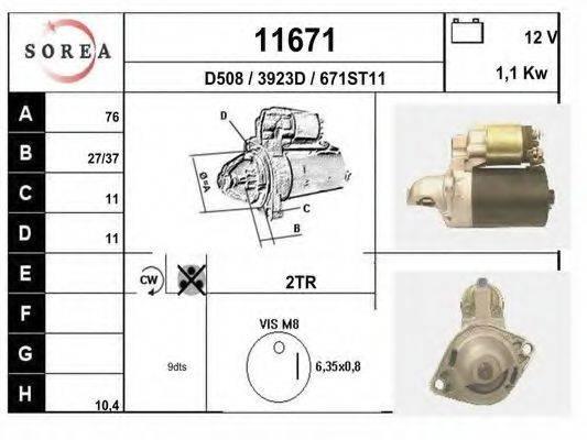 EAI 11671 Стартер