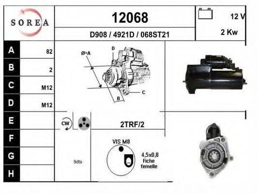 EAI 12068 Стартер