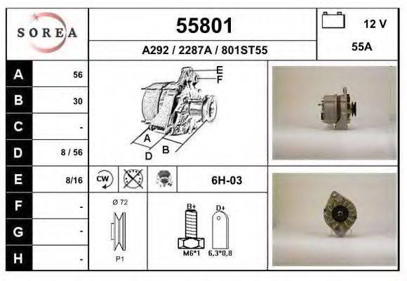 EAI 55801 Генератор