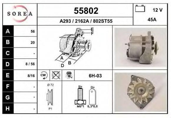 EAI 55802 Генератор