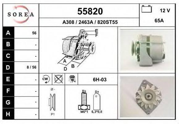 EAI 55820 Генератор