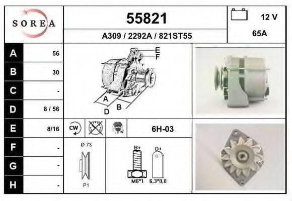 EAI 55821 Генератор
