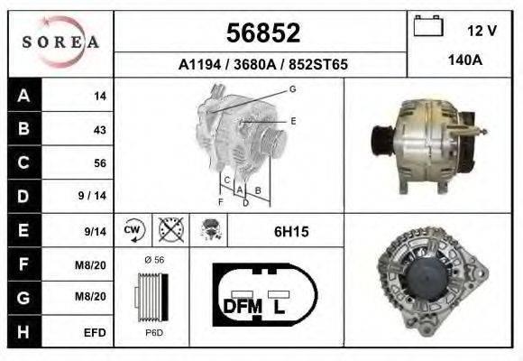EAI 56852 Генератор