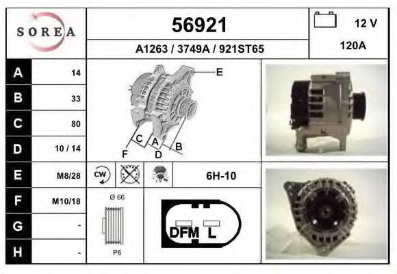EAI 56921 Генератор