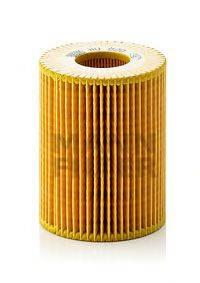 MANN-FILTER HU820X Масляный фильтр