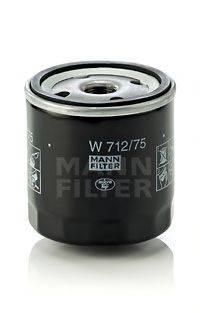MANN-FILTER W71275 Масляный фильтр