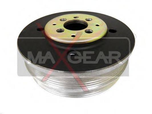 MAXGEAR 300055 Ременный шкив, коленчатый вал