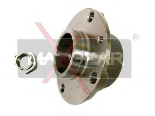 MAXGEAR 330129 Комплект подшипника ступицы колеса