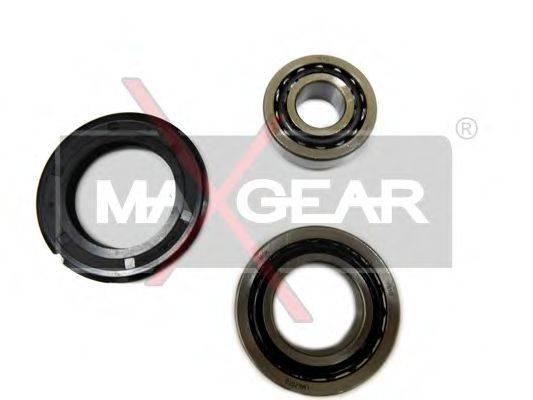 MAXGEAR 330282 Комплект подшипника ступицы колеса