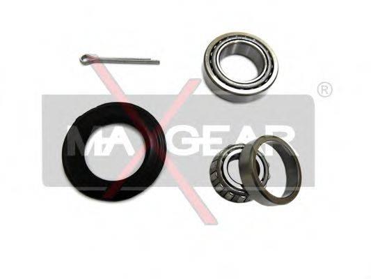 MAXGEAR 330286 Комплект подшипника ступицы колеса