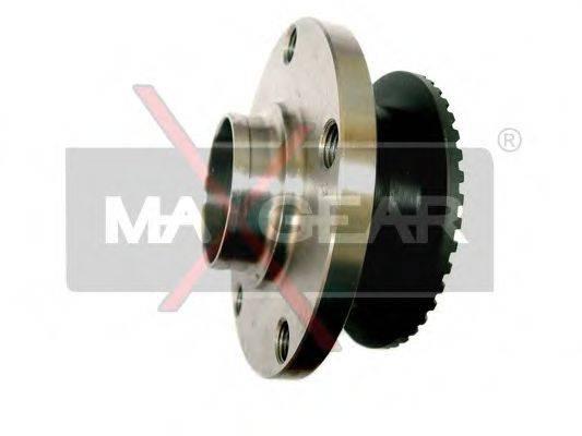 MAXGEAR 330462 Комплект подшипника ступицы колеса