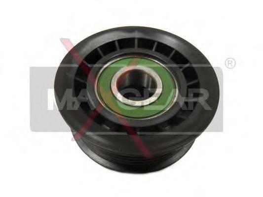 MAXGEAR 540405 Паразитный / ведущий ролик, поликлиновой ремень