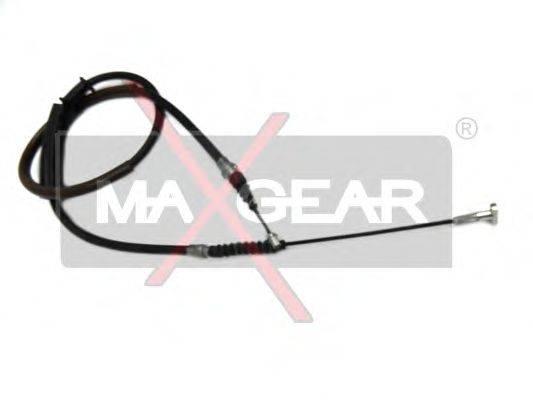 MAXGEAR 320280 Трос, стояночная тормозная система