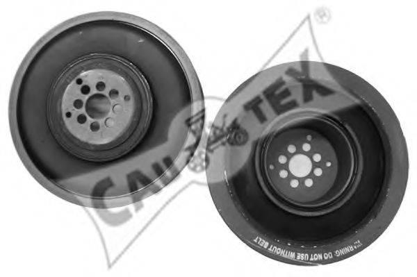 CAUTEX 460953 Ременный шкив, коленчатый вал