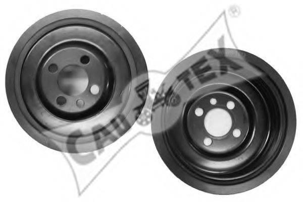 CAUTEX 460950 Ременный шкив, коленчатый вал